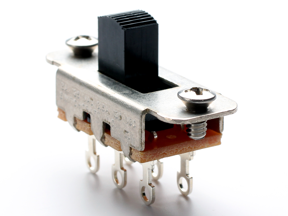 ToneShapers About Our Components - 3 way switch electronics