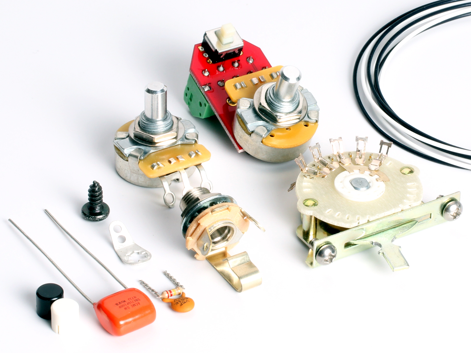 Toneshapers Wiring Kit Telecaster Ss10 4 Way Ts W Tcb Click On Image For Expanded Zoom