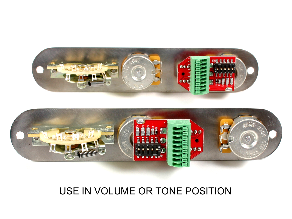 Toneshaper Product Info 5 Way Super Switch Wiring Diagram 2 Hums Pushbutton Read The Manual